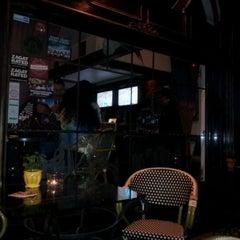 Photo taken at White Harte Pub by Larry J. on 2/10/2012