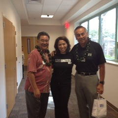 Photo taken at Hawaii USA Federal Credit Union by Pamela M. on 5/24/2012