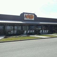 Photo taken at Cracker Barrel Old Country Store by Adam L. on 3/13/2012