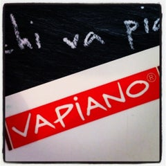 Photo taken at Vapiano by Stefan G. on 4/9/2012