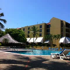 Photo taken at Hotel Santo Domingo by HelloAns D. on 6/10/2012