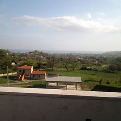 Photo taken at Policastro Bussentino by Bruno C. on 4/6/2012