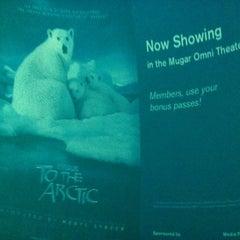 Photo taken at Mugar Omni IMAX Theatre by Jesse L. on 4/29/2012