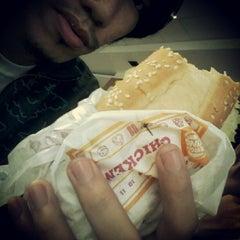 Photo taken at Burger King by Juan D. on 7/10/2012