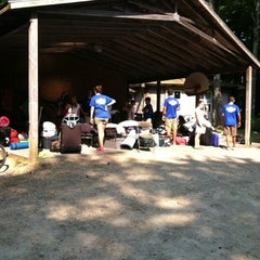 Photo taken at Camp Jewell by John R. on 8/4/2012