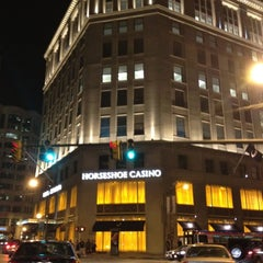 Photo taken at Horseshoe Cleveland by Kristie N. on 8/25/2012