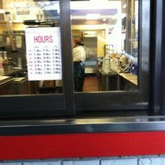 Photo taken at Burger King by Huna T. on 5/3/2012