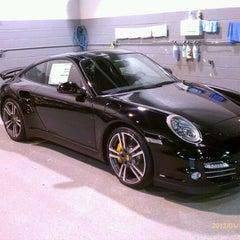 Photo taken at Porsche of Farmington Hills by Mike T. on 3/17/2012