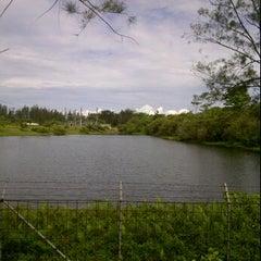 Photo taken at Environmental Lab PTFI by Marlon K. on 9/19/2011