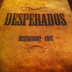 Photo taken at Desperados by Jaroslav K. on 1/22/2012
