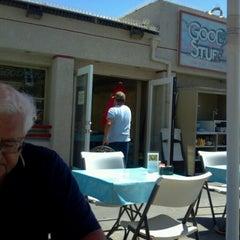 Photo taken at Good Stuff Restaurant by Dea W. on 7/17/2012