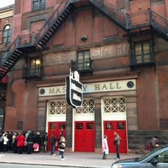 Photo taken at Massey Hall by David Y. on 12/8/2011