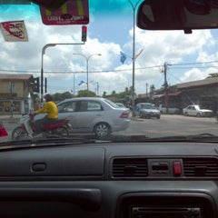 Photo taken at Guchil Bayam Intersection by Linda A. on 4/7/2012