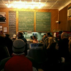 Photo taken at Bombacigno's J & C Restaurant by Josiah K. on 12/28/2011