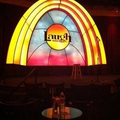 Photo taken at Laugh Factory Long Beach by Devon J. on 1/15/2011