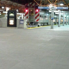 Photo taken at Metra - LaSalle Street by Tiffany M. on 12/13/2011