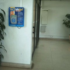 Photo taken at BancoEstado by Fernando V. on 11/9/2011