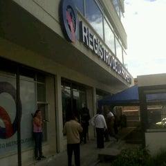 Photo taken at Registro de la Propiedad by Andres A. on 1/16/2012