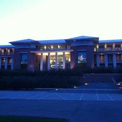 Photo taken at Biblioteca by Juan Pablo Q. on 4/10/2012