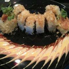 Photo taken at Zakuro Sushi Bistro by Morgan W. on 7/7/2012