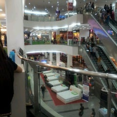 Photo taken at Boulevard Hypermarket by Saimi S. on 3/25/2012