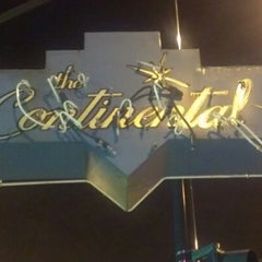 Photo taken at Continental Lounge by Frankie N. on 7/14/2012