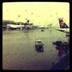 Photo taken at Gate A1 by Andreas M. on 3/18/2012