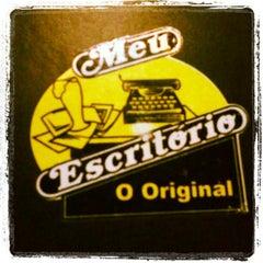 Photo taken at Meu Escritório by Vinícius M. on 4/14/2012