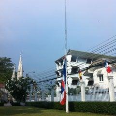 Photo taken at Rasami International School by MadFroG on 4/24/2012