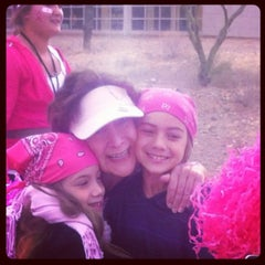 Photo taken at Desert Canyon Middle School by Brandon Z. on 11/12/2011