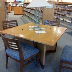 Photo taken at Santa Clara City Library by Dmytro on 9/8/2012