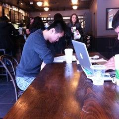 Photo taken at Starbucks by Amanda K. on 4/3/2011