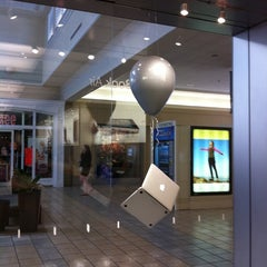 Photo taken at Apple Store, Maine Mall by Greg S. on 4/15/2011