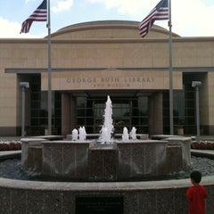Photo taken at George Bush Presidential Library and Museum by JJ T. on 7/11/2011