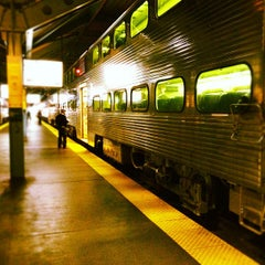 Photo taken at Ogilvie Transportation Center by Zeke F. on 2/29/2012