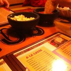 Photo taken at Los Gallos Mexican Restaurant by Wayne U. on 2/14/2012