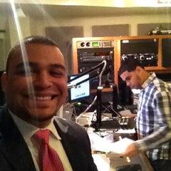Photo taken at La Mega sbs radio by Jason G. on 9/12/2012