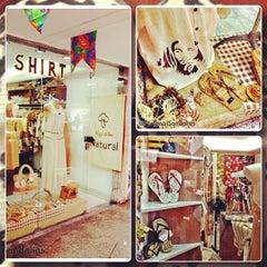 Photo taken at Shopping Luiza Motta by Airton F. on 6/16/2012