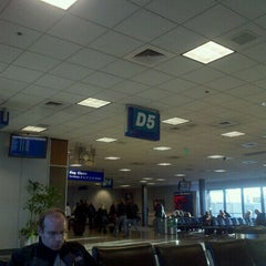 Photo taken at Concourse D by Richard B. on 12/1/2011