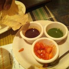 Photo taken at Gandhi Mahal by Kate D. on 1/27/2012