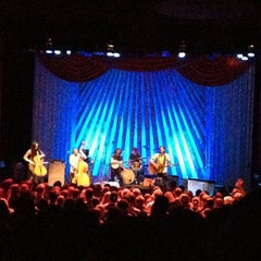Photo taken at State Theatre of Ithaca by KeK on 4/22/2012
