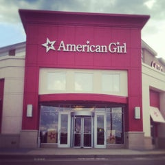 Photo taken at American Girl Doll Store by Marissa J. on 6/2/2012