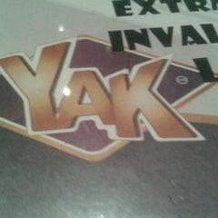 Photo taken at Yak by Karen G. on 1/21/2012