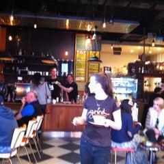 Photo taken at Grind Espresso by David P. on 7/8/2012