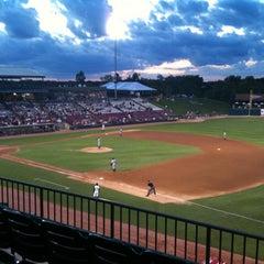 Photo taken at Fifth Third Bank Ballpark by Dan N. on 8/10/2011