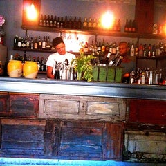 Photo taken at Bar del Fico by Lia on 6/25/2011