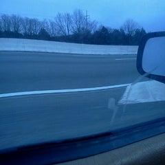 Photo taken at Interstate 24 by Jon P. on 1/19/2012
