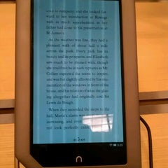 Photo taken at Barnes & Noble by Michael R. on 2/5/2012