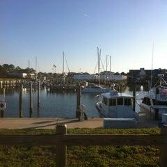 Photo taken at Port Saint Joe Marina by Melissa L. on 12/28/2011