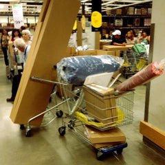 Photo taken at IKEA Paramus by Greg W. on 7/31/2012